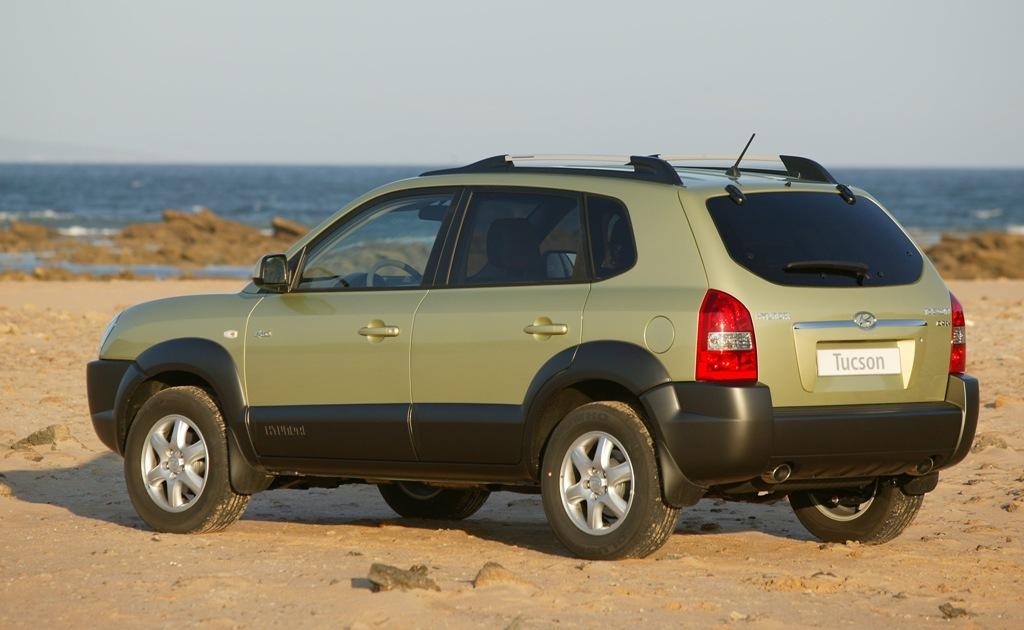 Hyundai tuscon photo - 4