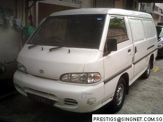 Hyundai van photo - 4