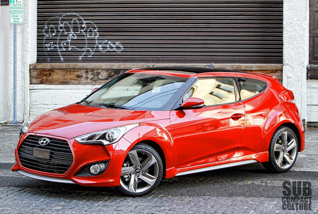 Hyundai veloster photo - 1
