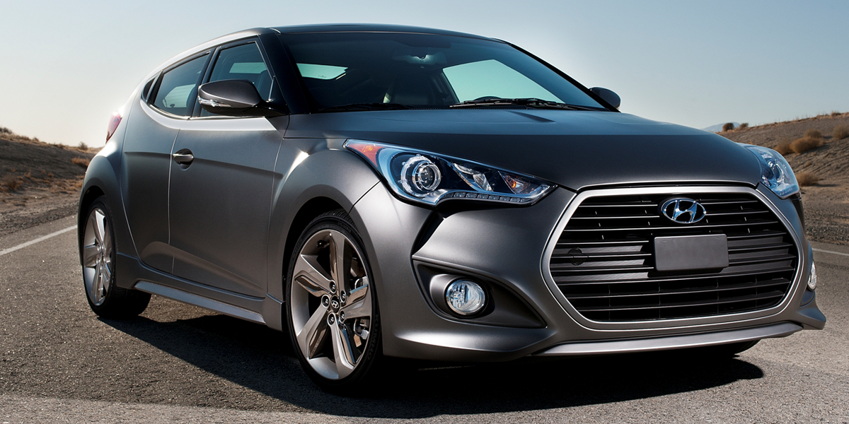 Hyundai veloster photo - 4