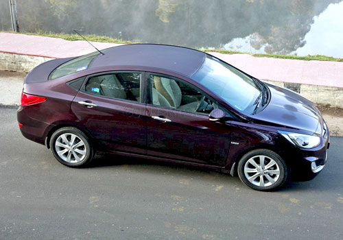 Hyundai verna photo - 1