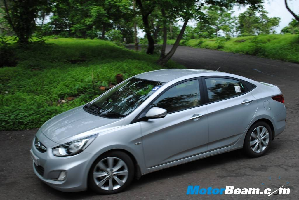 Hyundai verna photo - 2