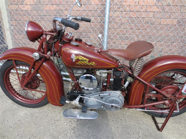 Indian 741 photo - 1