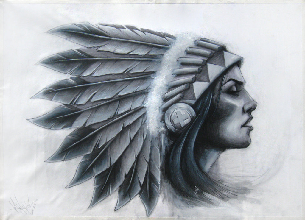 Indian chief photo - 1