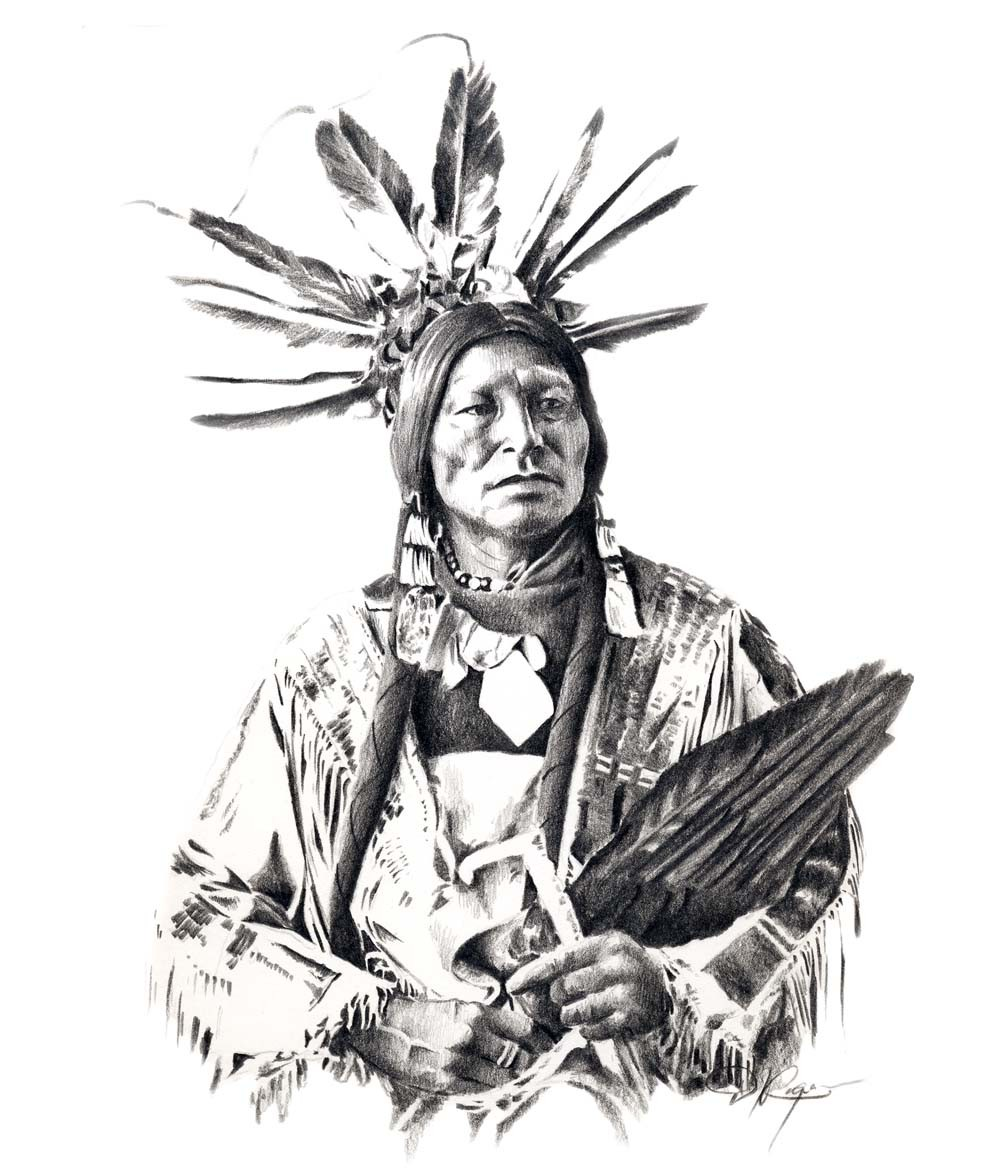 Indian chief photo - 2