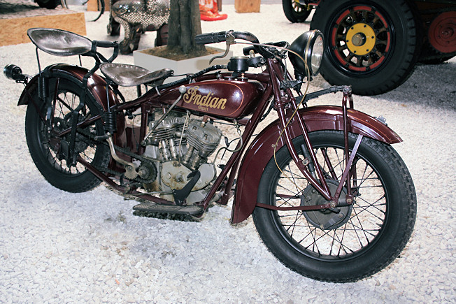 Indian chief photo - 3