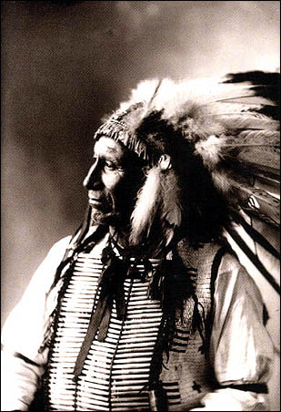 Indian chief photo - 4