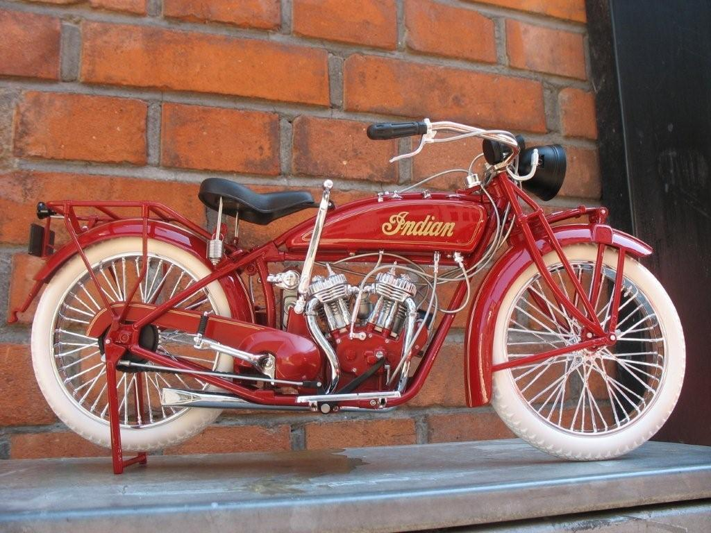 Indian scout photo - 3