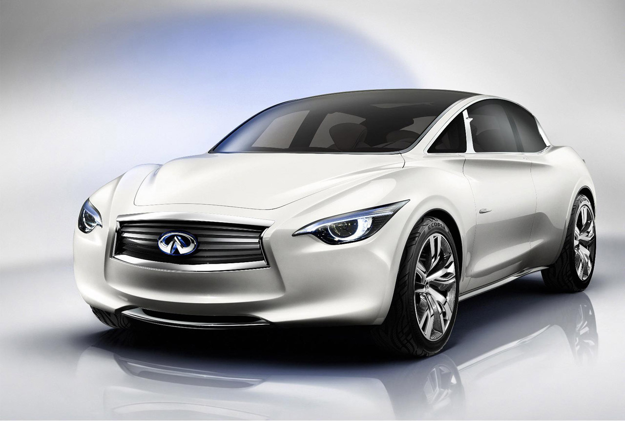 Infiniti etherea photo - 1