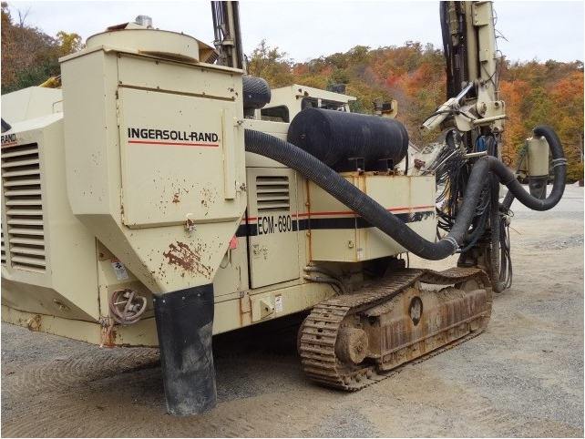 Ingersoll-rand ecm-690 photo - 4