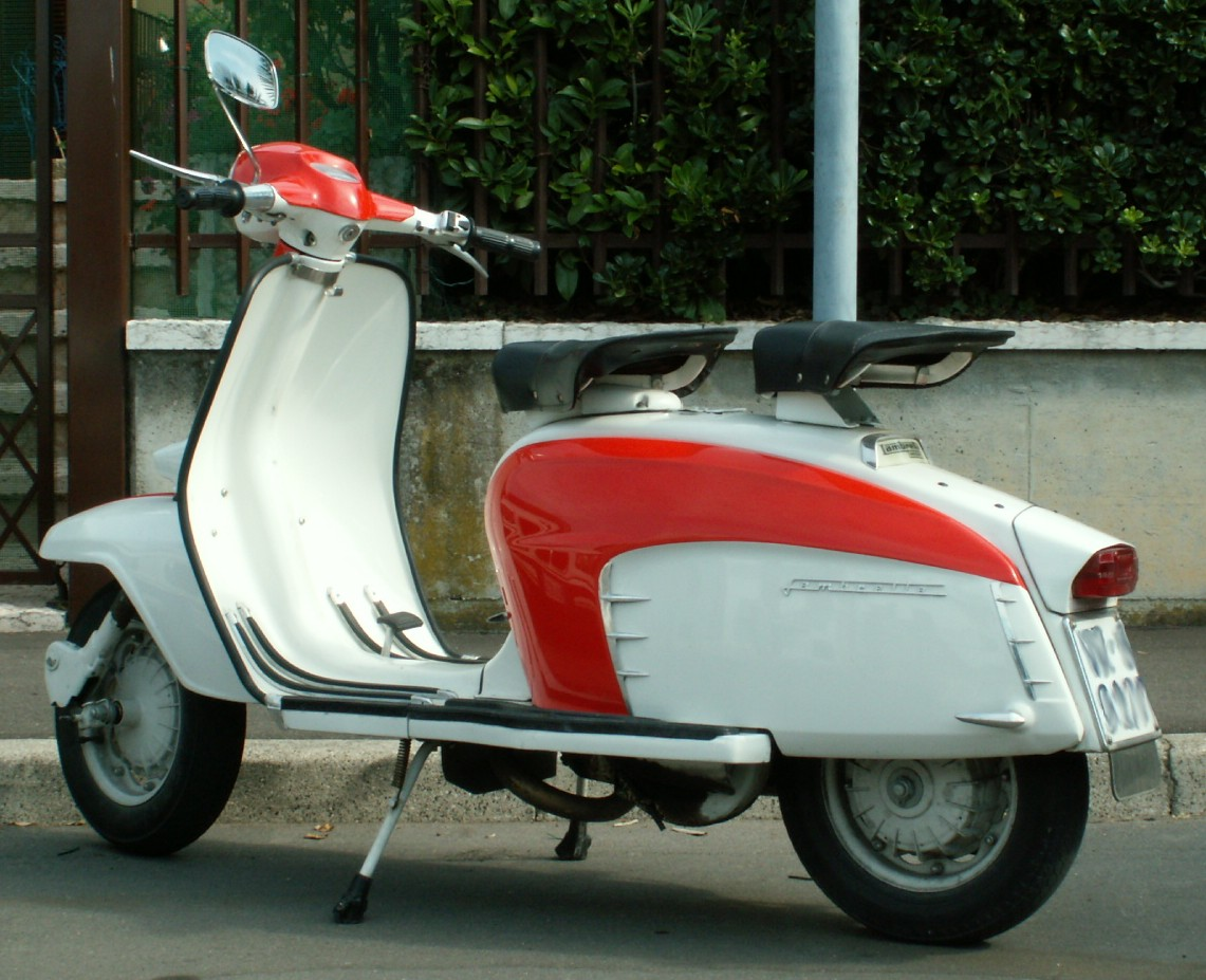 Innocenti lambretta photo - 1