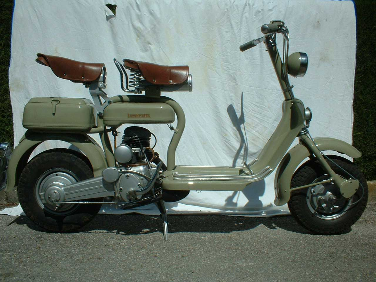Innocenti lambretta photo - 4