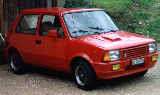 Innocenti turbo photo - 1
