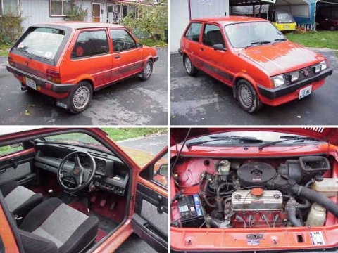 Innocenti turbo photo - 2