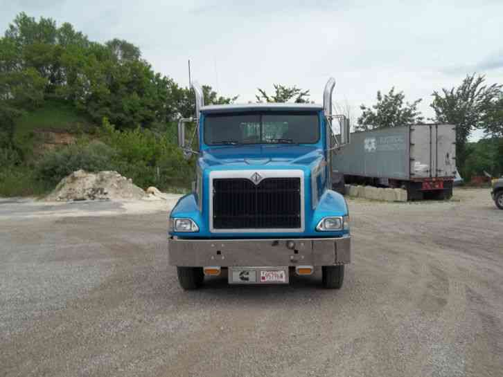 International 9100 photo - 4