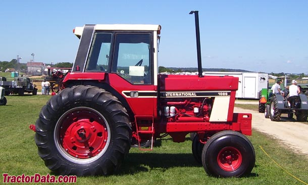 International harvester 1086 photo - 1