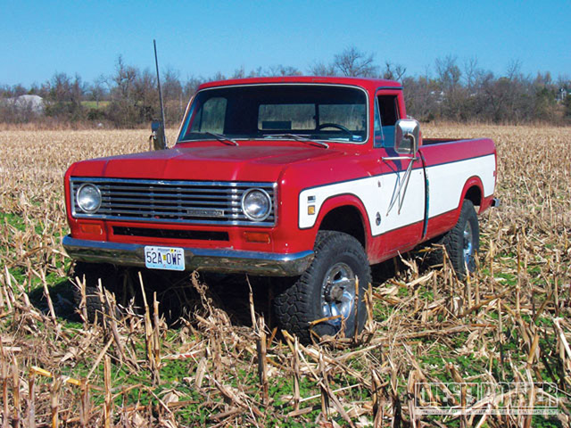 International harvester 1200 photo - 3