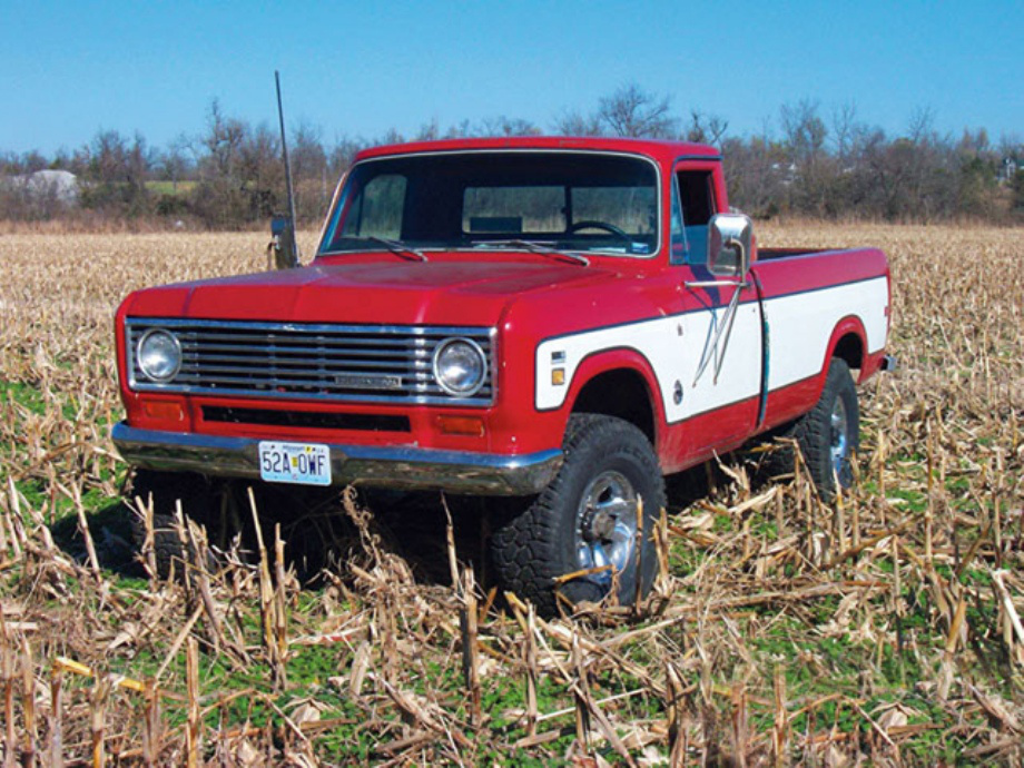 International harvester 1210 photo - 3