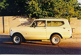 International harvester 4x4 photo - 3