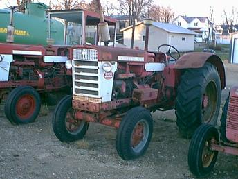 International harvester 660 photo - 2