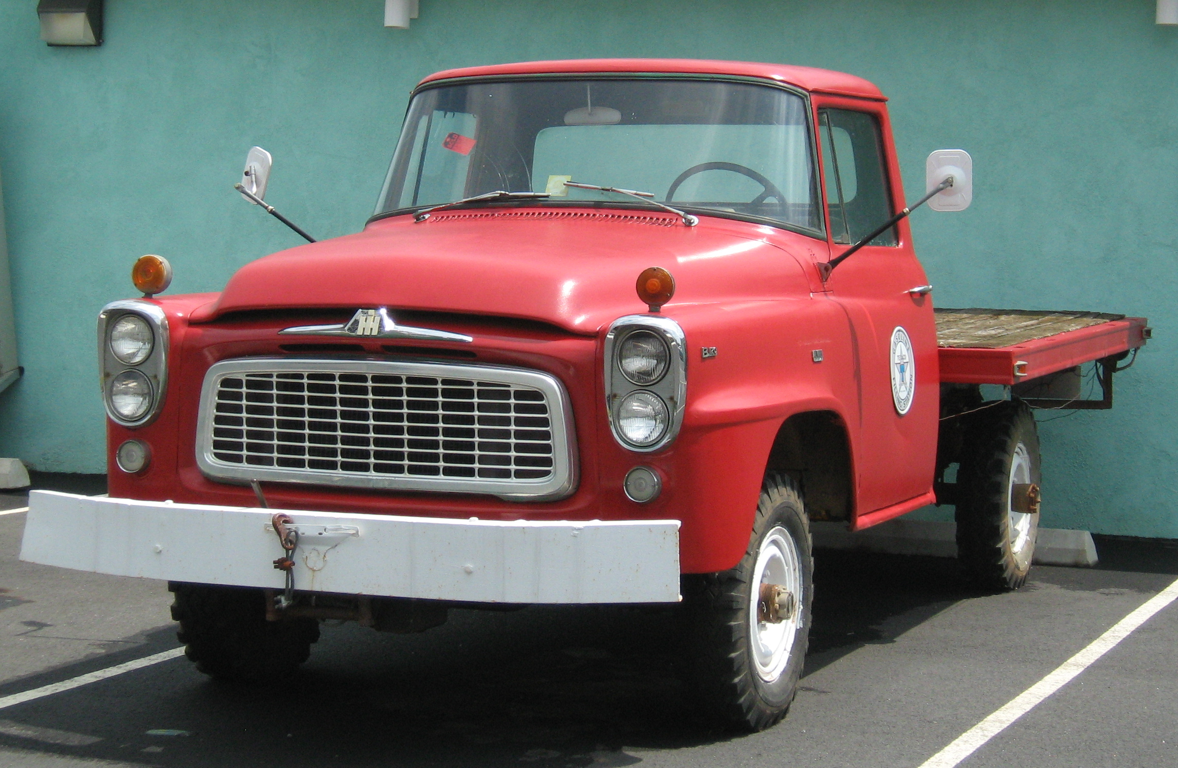 International harvester b photo - 2
