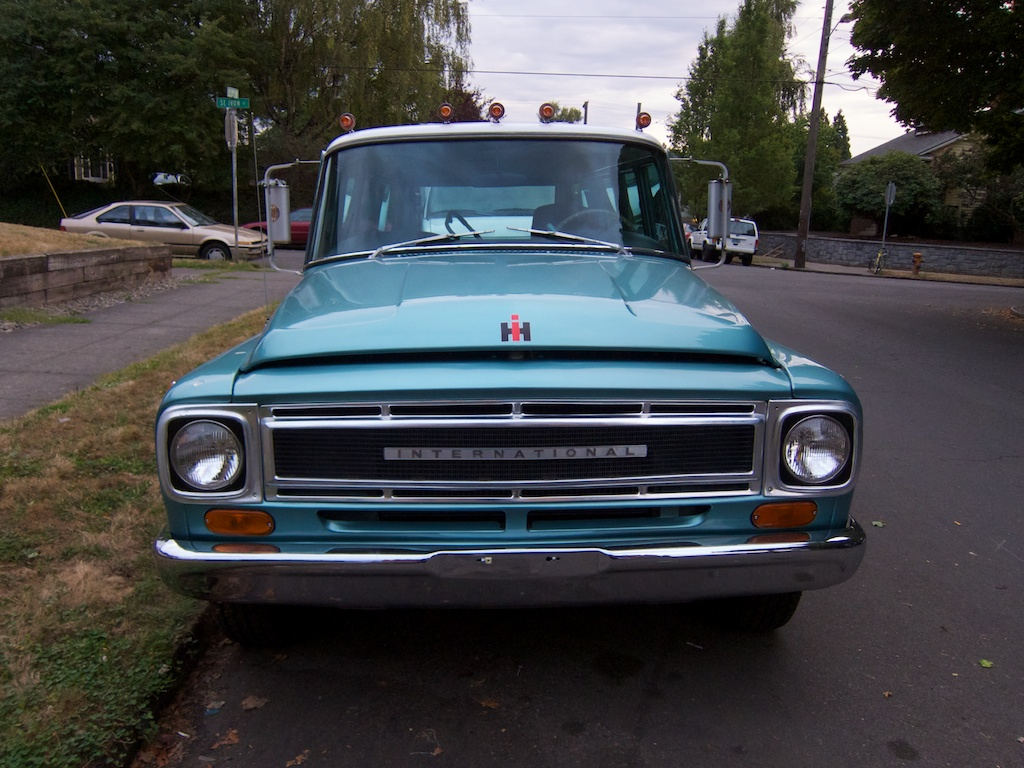 International harvester d-series photo - 2
