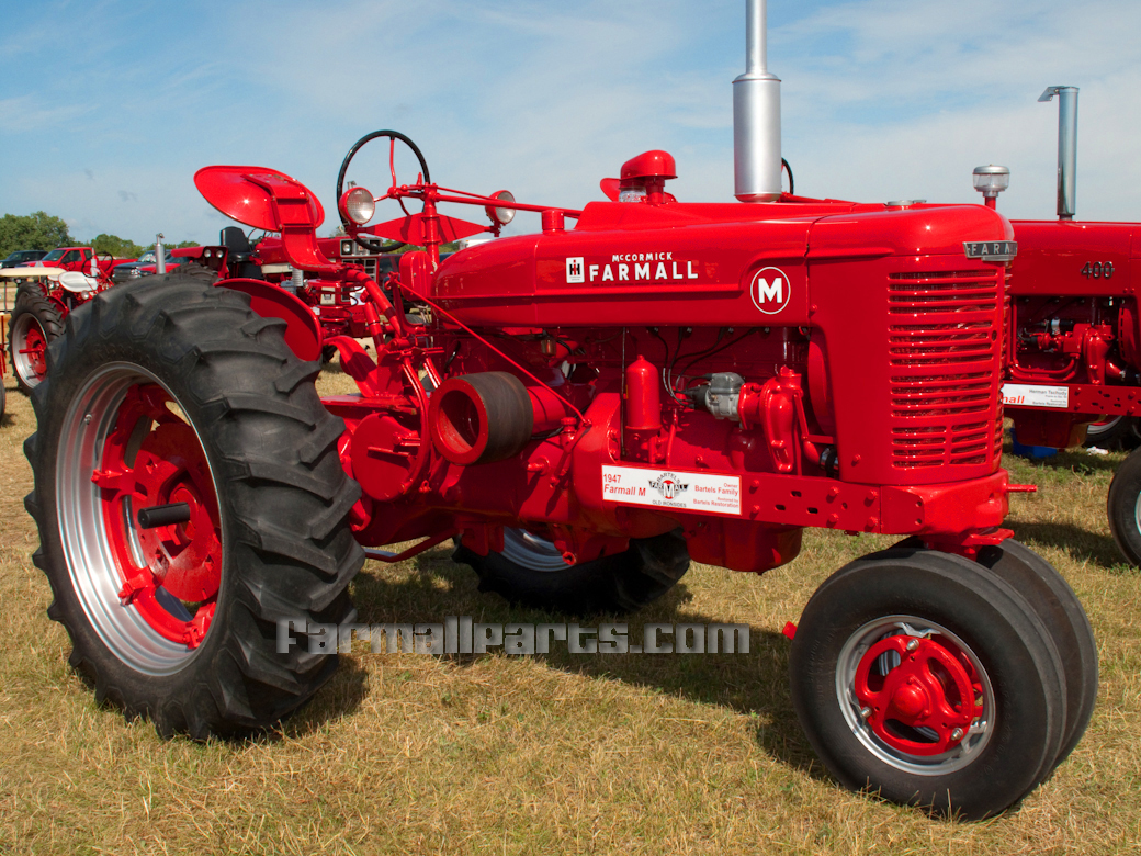 International harvester farmall photo - 3