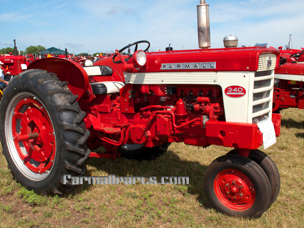 International harvester farmall photo - 4