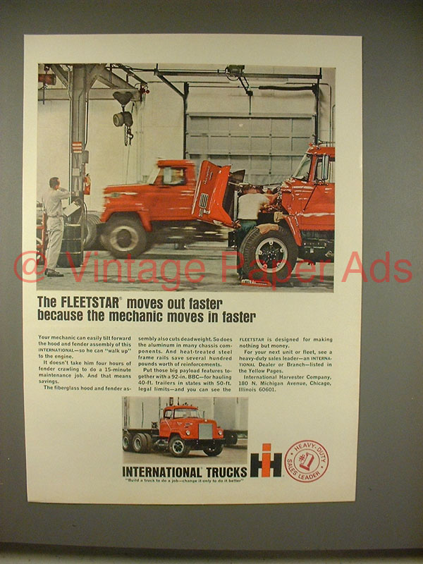 International harvester fleetstar photo - 3