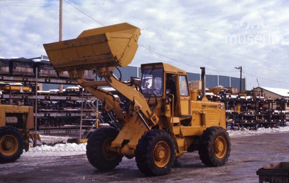 International harvester payloader photo - 2