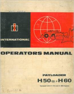 International harvester payloader photo - 4