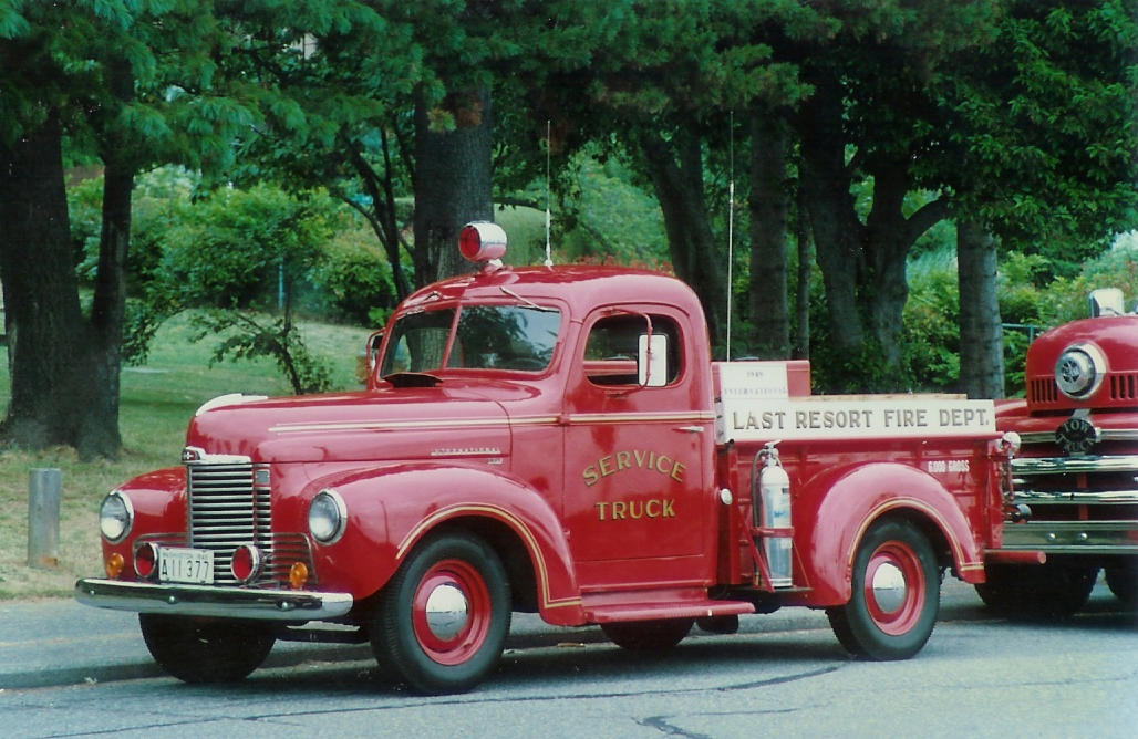 International harvester pickup photo - 3