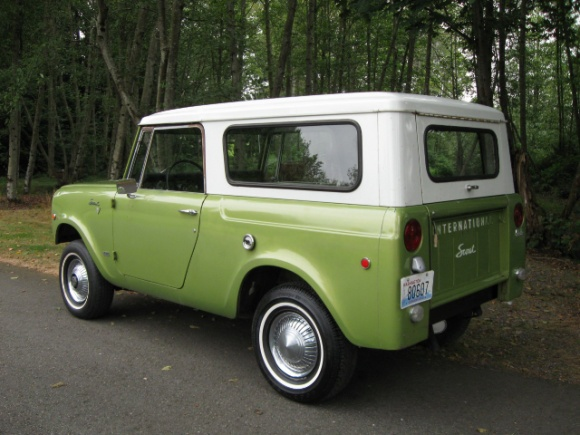 International harvester scout photo - 3