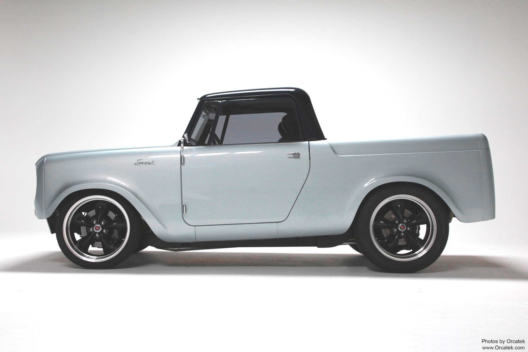 International harvester scout photo - 4