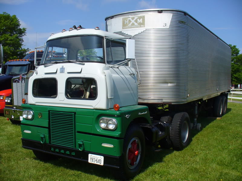 International harvester sightliner photo - 2