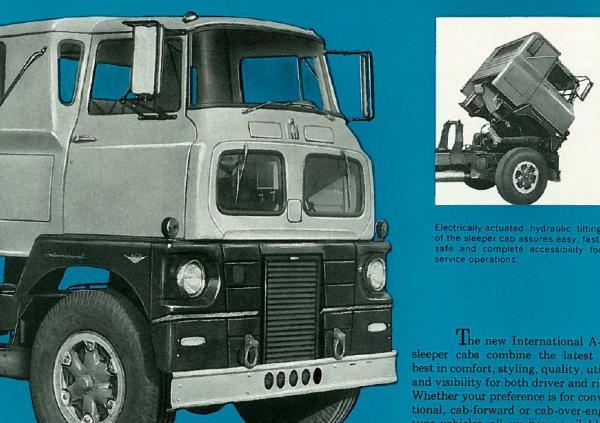 International harvester sightliner photo - 4