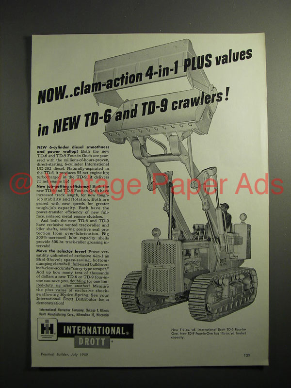 International harvester td photo - 4