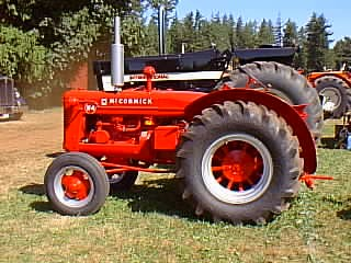 International harvester w4 photo - 1