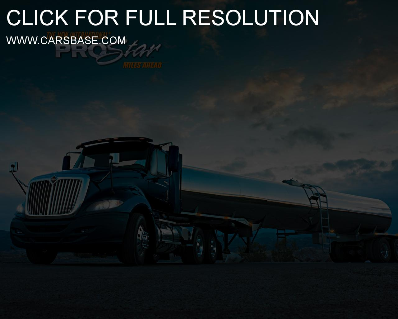 International prostar photo - 4
