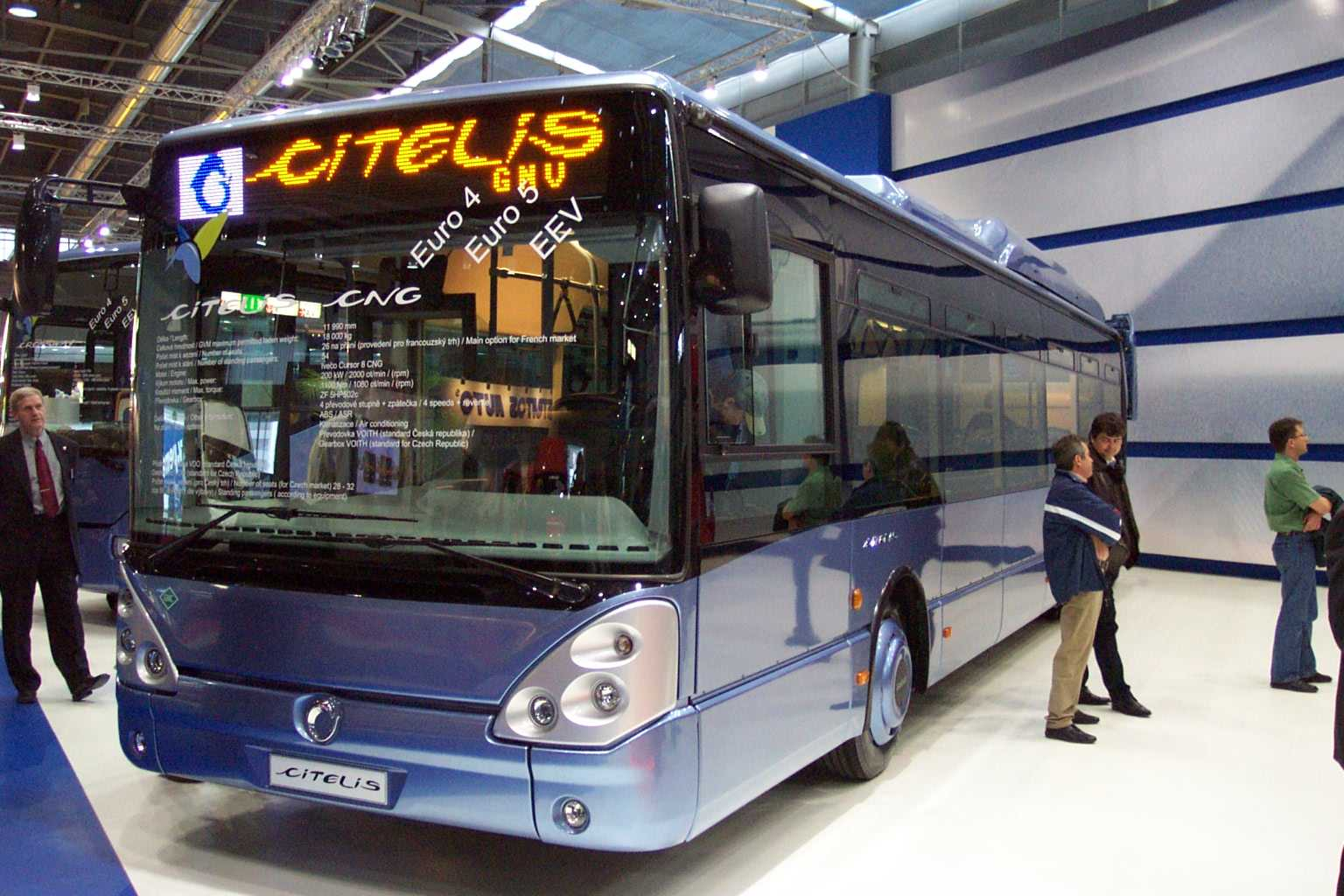 Irisbus citelis photo - 2