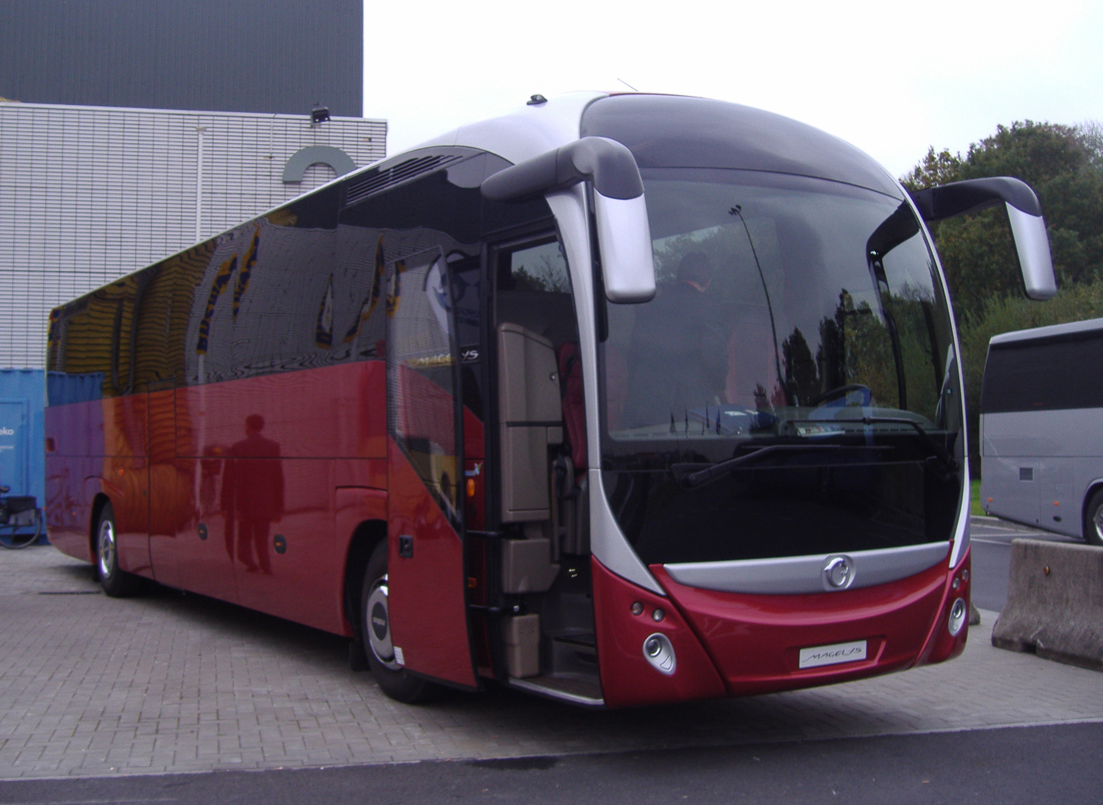 Irisbus magelys photo - 1