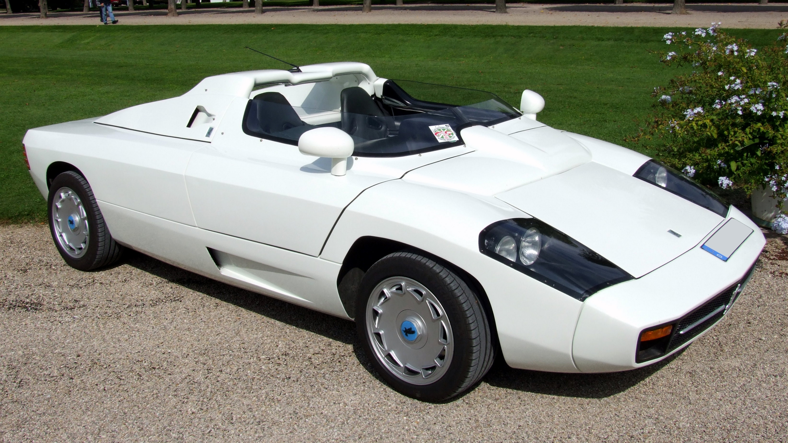 Isdera spyder photo - 1