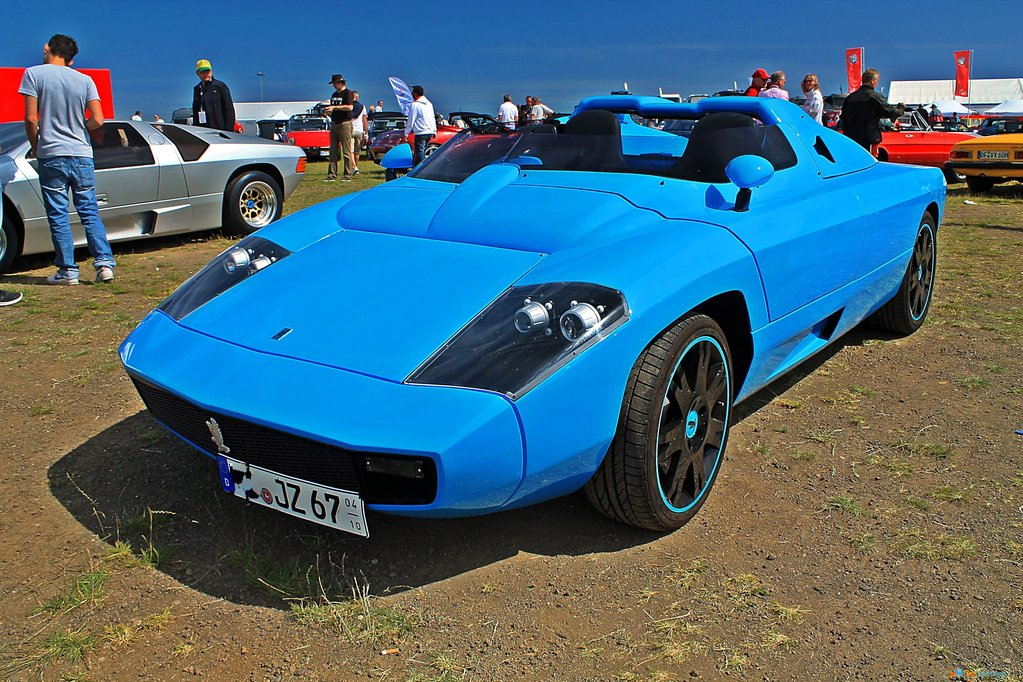 Isdera spyder photo - 4