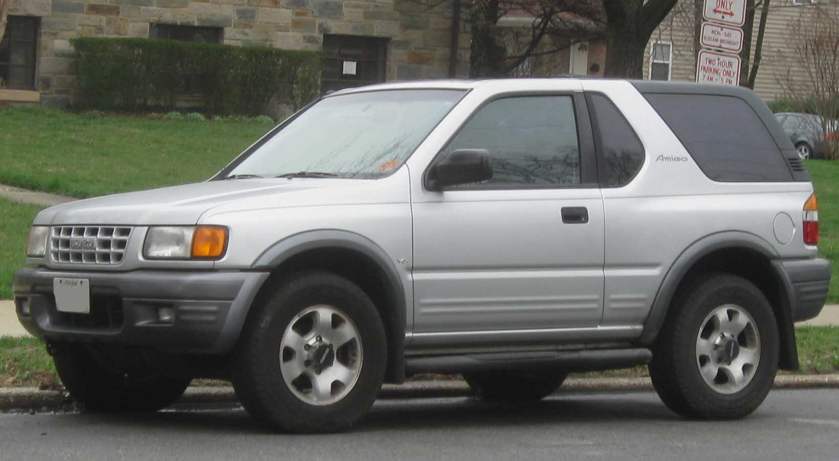 Isuzu 91 photo - 1