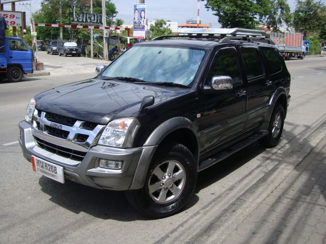 Isuzu adventure photo - 2