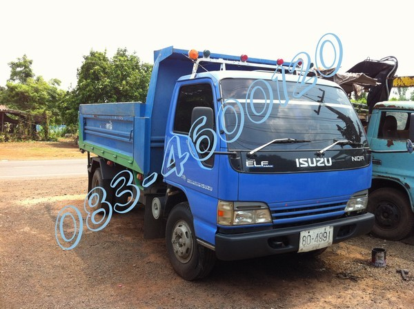 Isuzu ba photo - 1