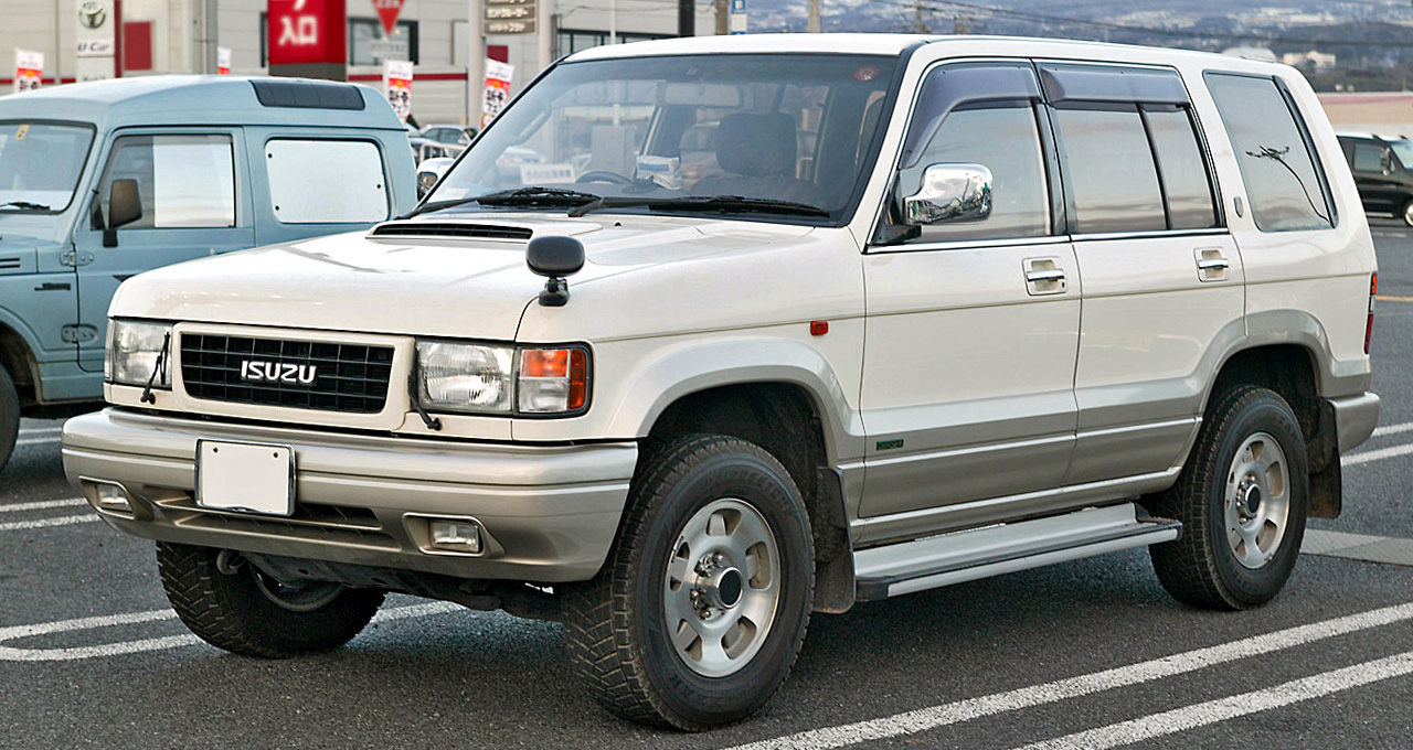 Isuzu bighorn photo - 1