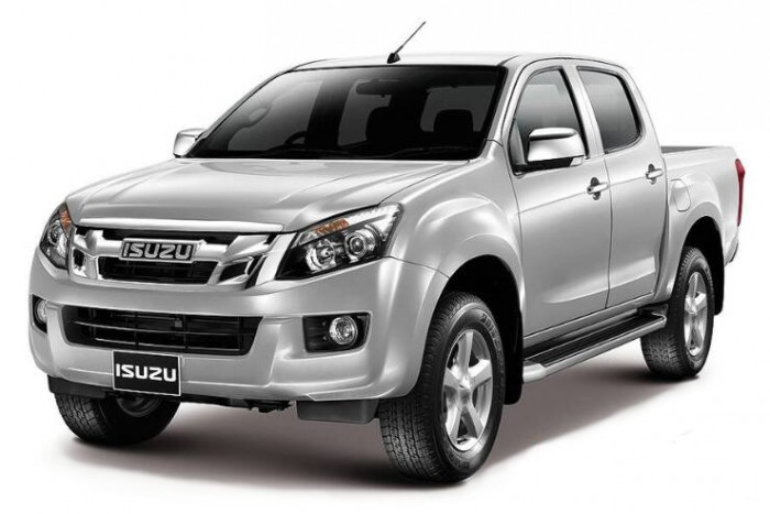 Isuzu cab photo - 3