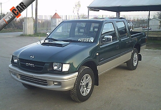 Isuzu campo photo - 4