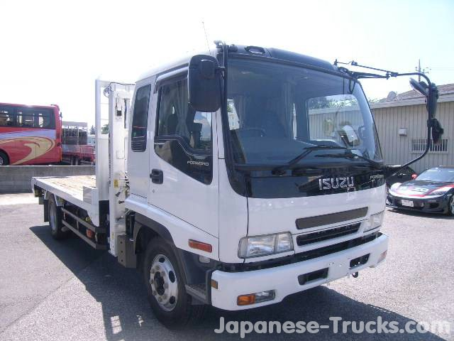 Isuzu carrier photo - 2